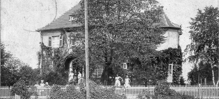 Wir suchen: Historische Fotos aus der Siedlung
